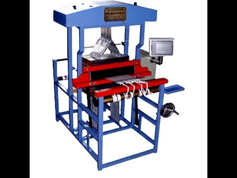 SGA298 Semi automatic Sample Loom part 2