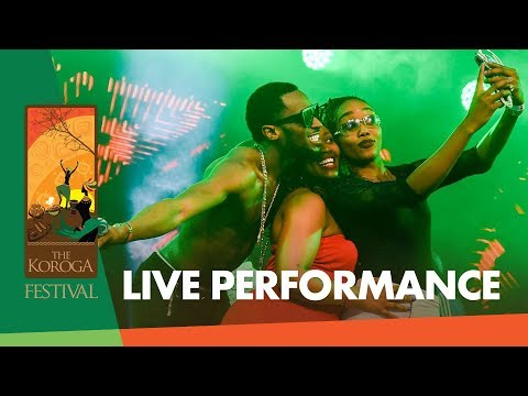 D'banj - Emergency Live at The Koroga Festival