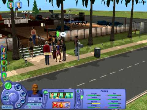 The Sims 2 - boolprop cheat - READ DESCRIPTION
