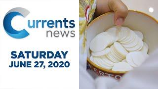 Currents News full broadcast for Sat, 6/27/20 (Catholic news)