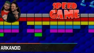 Speed Game - Arkanoid - Fini en 4:26