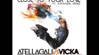 Amanda Renee close to your love Atellagali vs Vicka