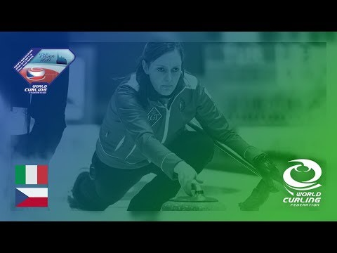 Italy v Czech Republic - Women - Olympic Qualification Event