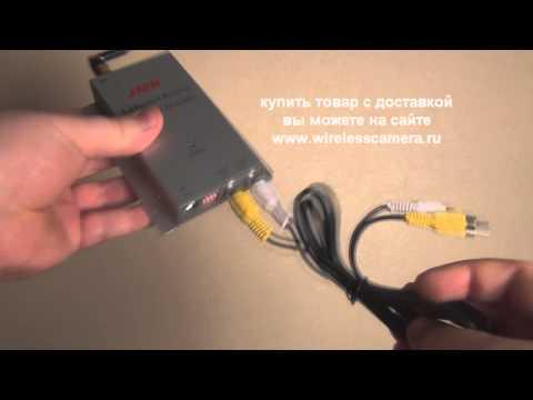 Передатчик видеосигнала на 500 метров