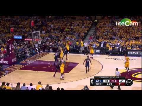 NBA Playoffs Hawks vs Cavaliers Game 3