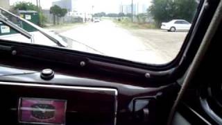 1939 Buick Special, Ride along with us