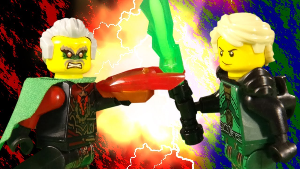 Lego Ninjago The Movie Hands Of Time Part 4 Masters