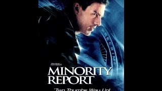 Popular Videos - Steven Spielberg & Minority Report