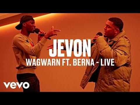 Jevon - Wagwarn ft. Berna (Live) | Vevo DSCVR