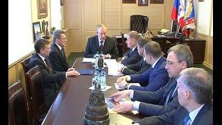 В Великом Новгороде сегодня проходит вторая стратегическая сессия Итоги года и перспективы