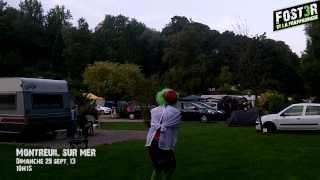 Harlem Shake Foster 3 et la Frappadingue ( Montreuil Opale Xtrem 2013 )