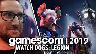 Watch Dogs Legion - czego Watch Dogs nauczyło się od systemu Nemezis