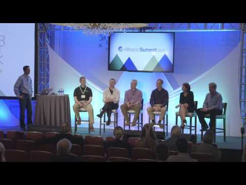 Alfresco Summit 2013: Executive Leadership Panel Discussion