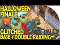DOUBLE RAIDING BASES (GLITCHED BASE) - FINALE HALLOWEEN - Last Day on Earth Survival Update 1.10.1