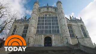 Royal Wedding: Take A Rare Look Inside St. George's Chapel | TODAY