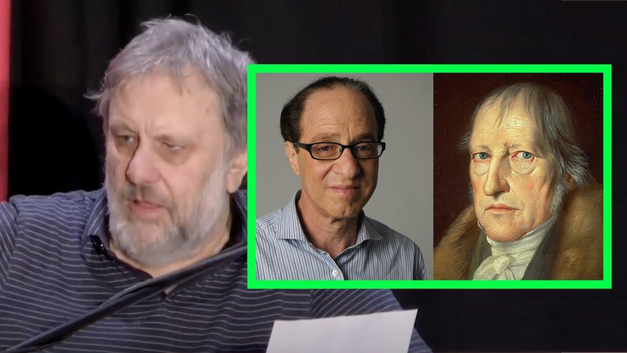 Slavoj Zizek — Ray Kurzweil, the Singularity & Hegel