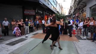 аргентинское уличное танго видео