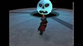 Roblox Development: Ghosdeeri Boss Battle AKA A Hat in Time Snatcher battle rip off (Full)