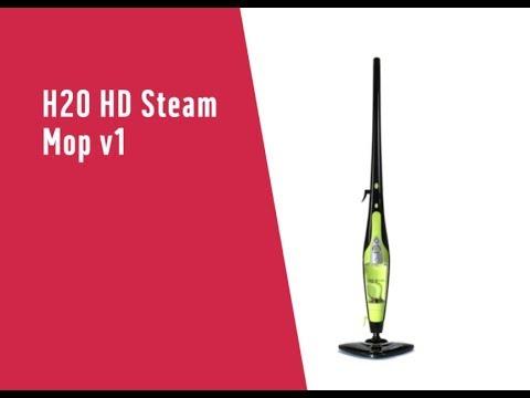 3622739 H2O HD Steam Mop V1