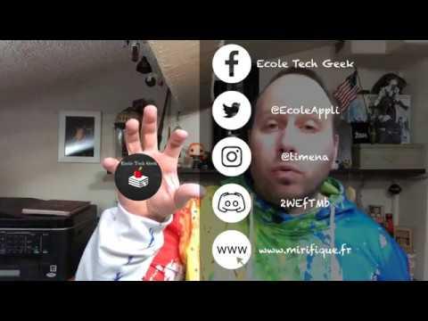 ABONNE TOI !!! à Ecole Tech Geek