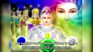 点灯供佛的功德03 阿那律陀尊者的故事 พระอนุรุทธะเถระ (ภาษาจีน)