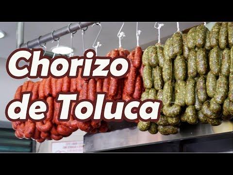 CHORIZO DE TOLUCA | Toquetour