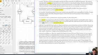 Conceptual Database Design, Part 11