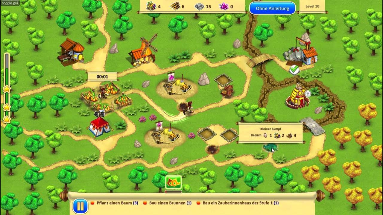 Gnomes Garden 2 Level 10