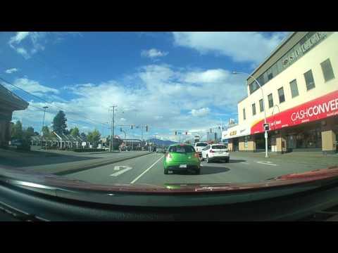 Driving around guildford, surrey BC