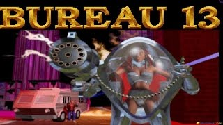 Bureau 13 gameplay (PC Game, 1995)