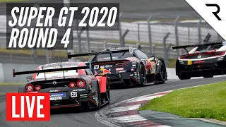 SUPER GT 2020 Round 4 -  LIVE, Full Race, English - Motegi