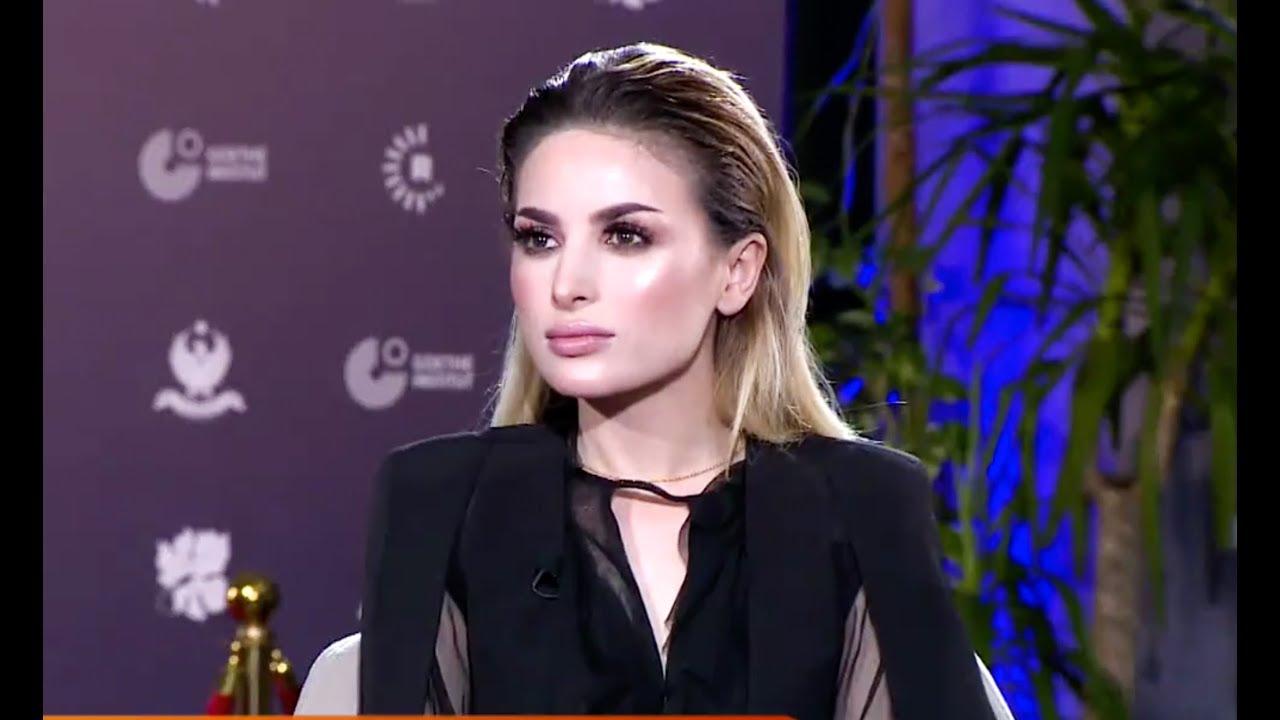 شەشەمین فێستیڤاڵی نێودەوڵەتی فیلمی دهۆک / Interview with RUDAW about cinematic makeup