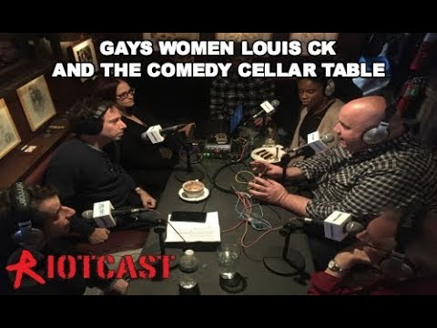 GAYS WOMEN LOUIS CK AND THE COMEDY CELLAR TABLE | #YKWD #PODCAST