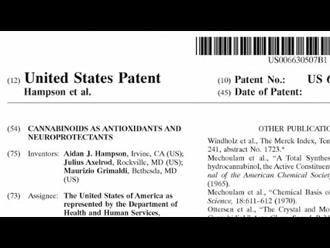 Patent Number 6,630,507 is Trending Again... Here is Why