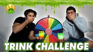 GLÜCKSRAD TRINK - CHALLENGE (Extrem eklig) 🤢 l Yavi TV