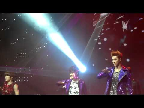[FANCAM] EXO-K - History @ MBC Korean Music Festival in London