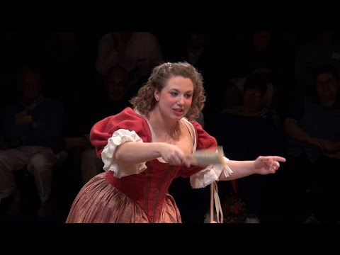 Catherine Nadeau Talks about Musical Theatre at DeSales University
