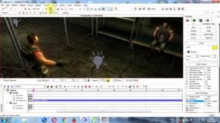 Far Cry SandBox Editor - Урок №74 / 1 - Персонажная анимация. Создание сцены разговора.