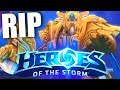 Heroes Of The Storm Shutting Down Blizzard S Big Announcement The Future Of The Game mp3