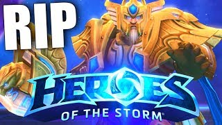 Heroes of the Storm Shutting Down? Blizzard's Big Announcement & The Future of The Game