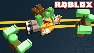 BEING INFECTED IN ROBLOX!