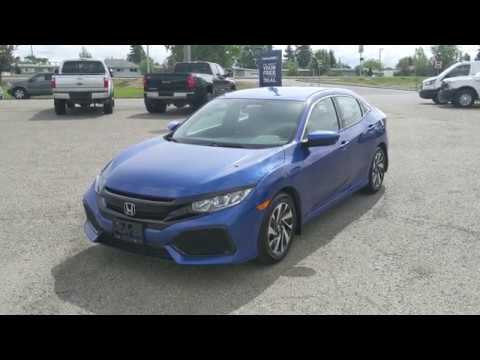 2018 honda civic lx walk around stock kd93290a prince george ford youtube youtube