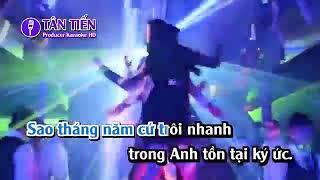 Karaoke HD Anh Đã Từng Yêu Em  Dương Nhất Linh Full Beat
