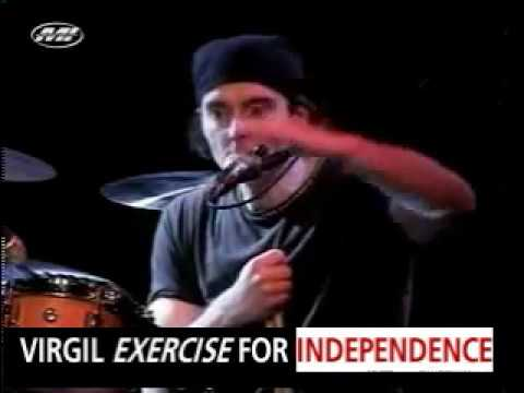 VIRGIL DONATI EXERCISE TO IMPROVE YOUR INDEPENDENCE