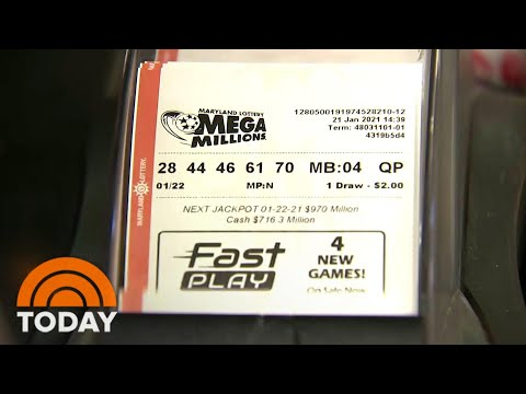 Mega Millions Jackpot Nears $1 Billion After Someone Wins $731 Million Powerball | TODAY