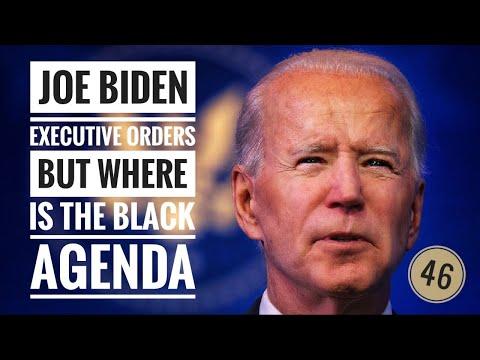 Information Man And Brother Jeff Lightsy Jr., Joe Biden's President Where's The Black Agen