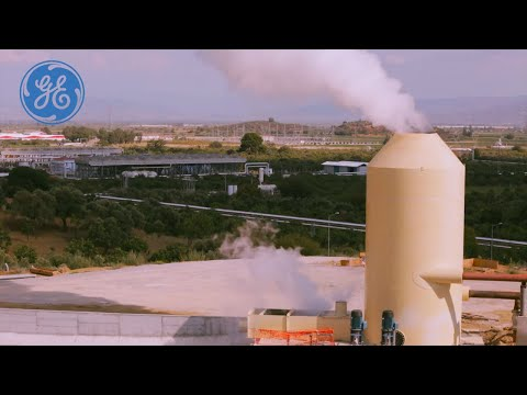 Geothermal Viable Renewable Power Generation Source