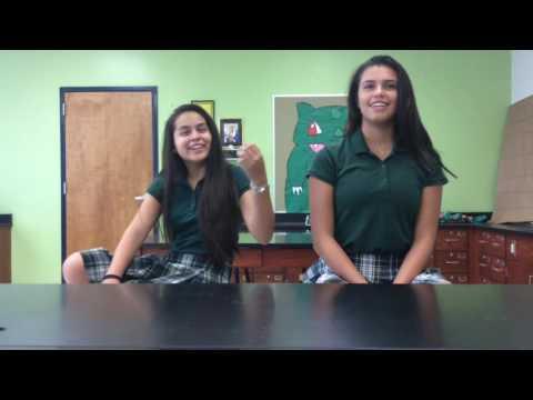St Patrick Cathedral School El Paso - vlog 1