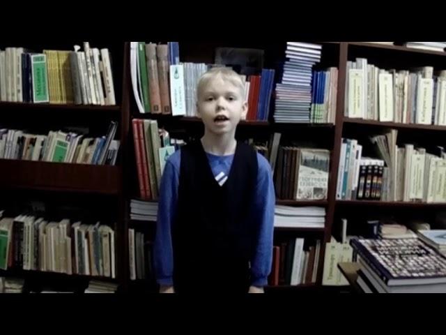 Изображение предпросмотра прочтения – ЕгорПожарский читает произведение «Дедушка и внук» (Дружинина Марина)