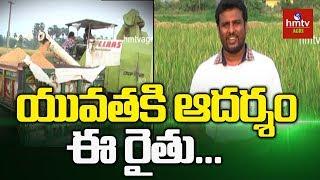 Civil Engineer Back To Agriculture | SARD Group | Hanumantha Prasad Success Story | hmtv Agri